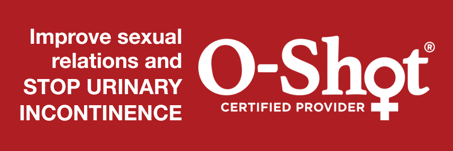 We Are The Seattle Certified O-Shot Provider. Stop Incontinence And Improve Your Orgasms.! We Also Offer Other Seattle PRP Treatments, Come In For A Complimentary Consultation.