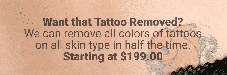 Tattoo Removal In Seattle Just Became Easier. With Pico Technology We Can Remove All Colors Of Tattoos On All Skin Types In Half The Time. Starting At $199.00