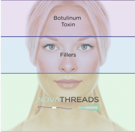 Thread Lifting is one of the latest treatments for lifting, tightening and promoting collagen. We are proud to be one of the few to offer thread lifting or (fine thread contouring) in Seattle