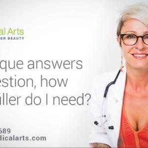 How Much Dermal Filler Do I Need?