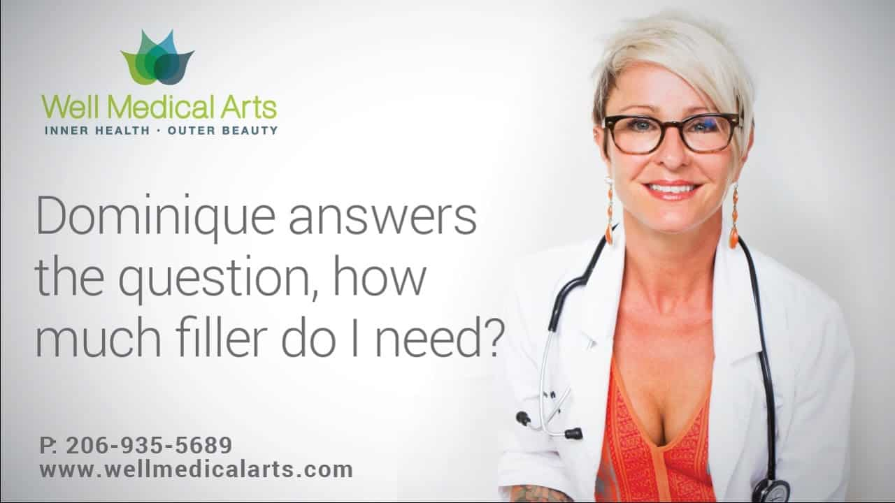 How Much Dermal Filler Do I Need?