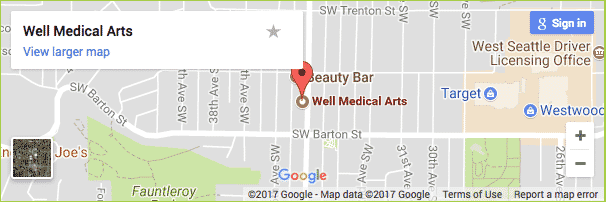 Well-medical-arts-google-maps