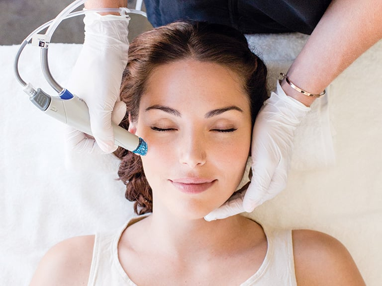 Hydrafacial treatments in Seattle at Well Medical Arts. Learn more at www.wellmedicalarts.com