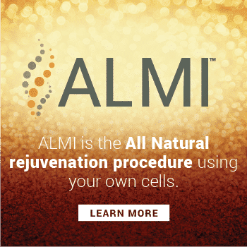 The Almi Procedure is the All Natural Alternative to dermal fillers using your own fat and stem cells.