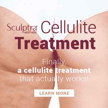 Finally, an effective cellulite treatment using Sculptra esthetic! Call 206-935-5689 to schedule your consultation.