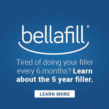 Tired of re doing your dermal filler every 6 months. Learn about the 5 year filler, Bellafill. Well Medical Arts is a top 1% in the nation Bellafill clinic. Call 206-935-5689 to schedule your consultation today.